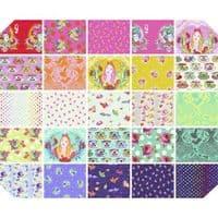 Tula Pink - Curiouser & Curiouser - Half Metre Collection